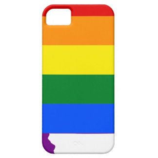 Alabama LGBT Flag Case For The iPhone 5