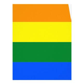 Alabama LGBT Flag Letterhead