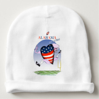 alabama loud and proud, tony fernandes baby beanie