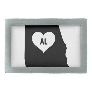 Alabama Love Belt Buckles