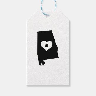 Alabama Love Gift Tags