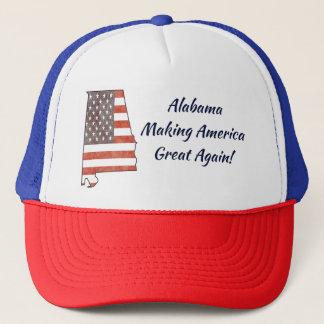 Alabama Making America Great Again Cap