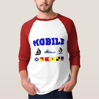 Alabama Mobile 2 T-Shirt