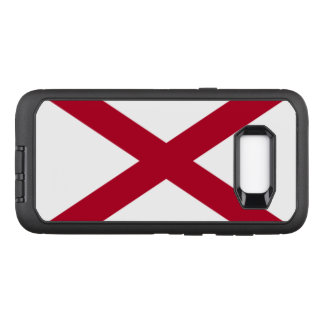 Alabama OtterBox Defender Samsung Galaxy S8+ Case