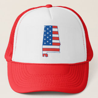Alabama Patriotic Hat