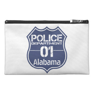 Alabama Police Department Shield 01 Travel Accessories Bag
