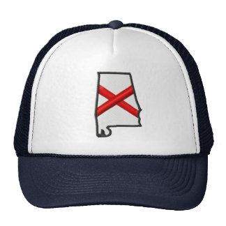 Alabama Pride Trucker Hat