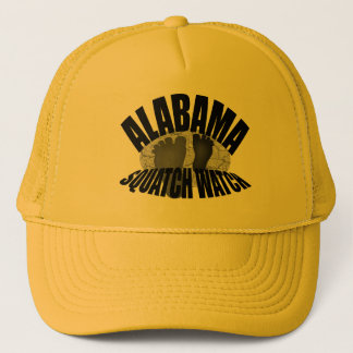 Alabama Sasquatch Watch Hat