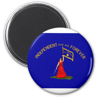 alabama secession flag magnet