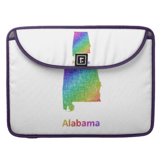 Alabama Sleeves For MacBooks