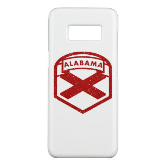 Alabama State Flag Case-Mate Samsung Galaxy S8 Case