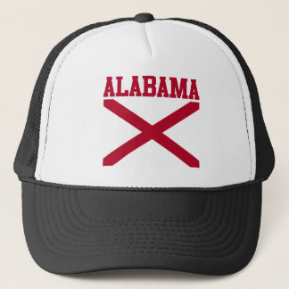 Alabama State Flag Hat