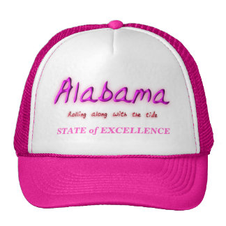 Alabama State of Excellence Trucker Hat