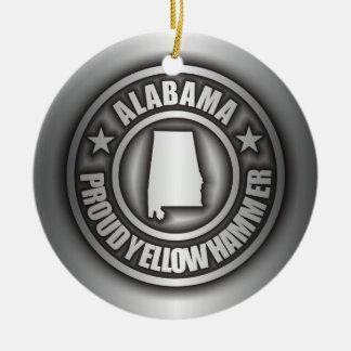 """Alabama Steel"" Decorative Ornaments"