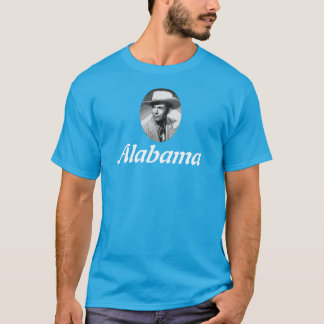 ALABAMA T-shirt from the J.X.G U.S.A.collection