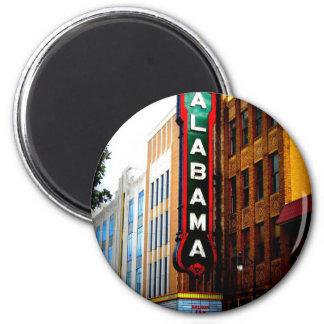 ALABAMA THEATRE - BIRMINGHAM, ALABAMA MAGNET