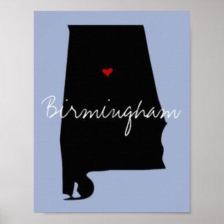 Alabama Town Poster
