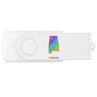 Alabama USB Flash Drive