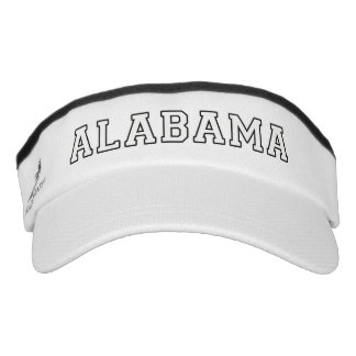 Alabama Visor