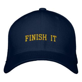 Alabama Womens Softball Motto Embroidered Baseball Caps