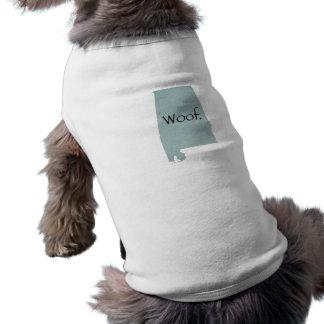 Alabama Woof! Dog Clothes