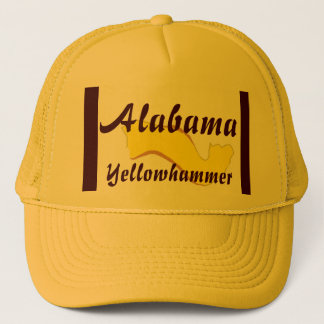 Alabama Yellowhammer Cap