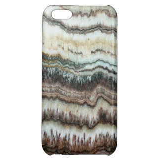 Alabaster Stone Look iPhone 5C Covers