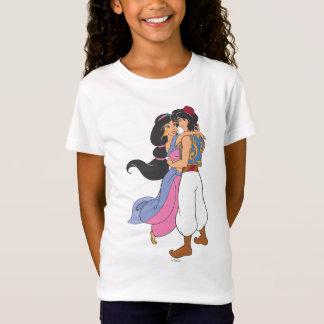 Aladdin and Jasmine Hugging 1 T-Shirt