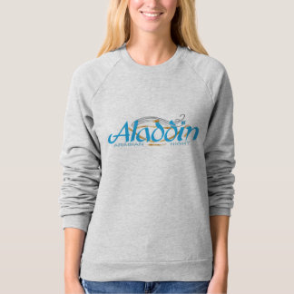 Aladdin Arabian Night Ladies Sweat Shirt