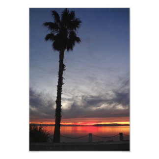 Alameda, CA Sunset Card