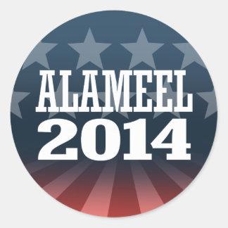 ALAMEEL 2014 STICKERS
