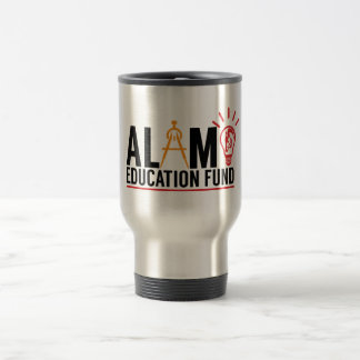 Alamo Education Fund Travel Mug