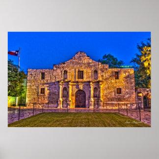 Alamo Poster