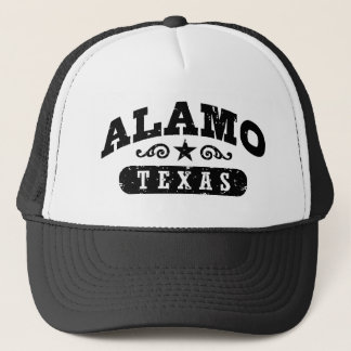 Alamo Texas Trucker Hat