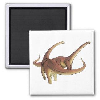 Alamosaurus sanjuanensis magnet