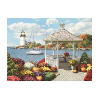 "Alan Giana ""Autumn Splendor 3"" Canvas Print"