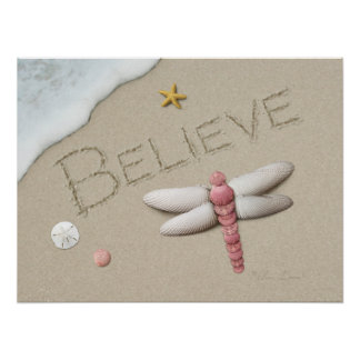 "Alan Giana ""Believe"" Poster"