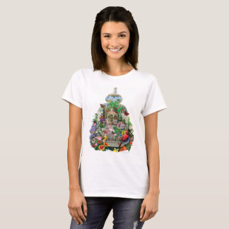 "Alan Giana ""Bird Cage Garden"" T-Shirts and More"