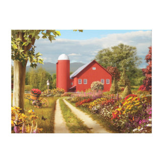 """Alan Giana """"Countryside Afternoon"""" Canvas Print"""