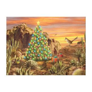 "Alan Giana ""Desert Glow"" Canvas Print"