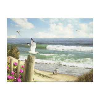"Alan Giana ""Endless Seas"" Canvas Print"