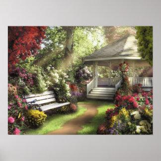 """Alan Giana """"Garden of Light"""" Poster"""