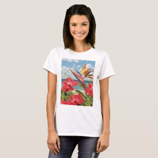 "Alan Giana ""Hibiscus in Paradise"" T-Shirt and More"