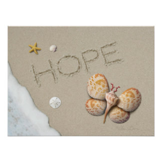 "Alan Giana ""Hope"" Poster"