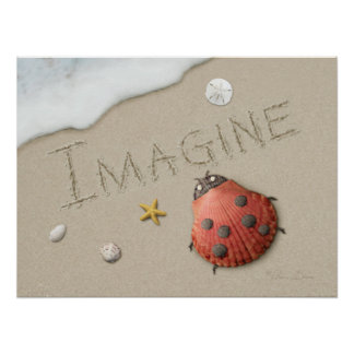 "Alan Giana ""Imagine"" Poster"