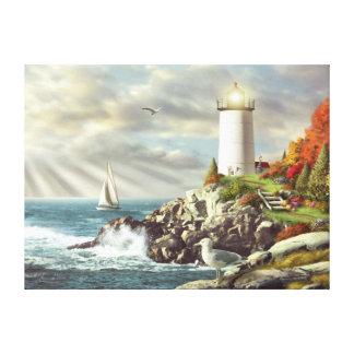 "Alan Giana ""Light of Day"" Canvas Print"