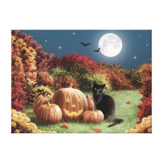"Alan Giana ""Midnight"" Canvas Print"