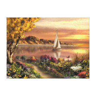 "Alan Giana ""Onward"" Canvas Print"