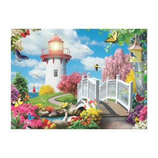 "Alan Giana ""Spring Light"" Canvas Print"