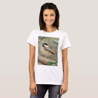 "Alan Giana ""Winter Chickadee"" T-Shirts and More"